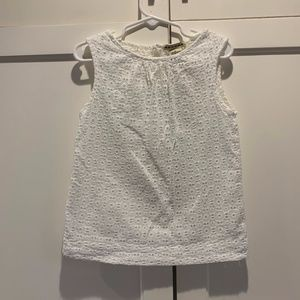 Like New Anthem of the Ants Sleeveless Girls Top